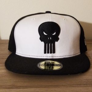 Marvel Punisher New Era hat